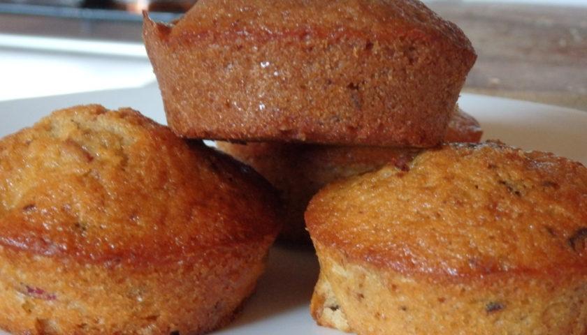 Rychlý recept na muffiny