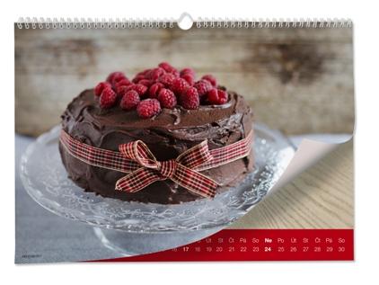 Recept na kalendář s dorty. Bude vás to bavit!