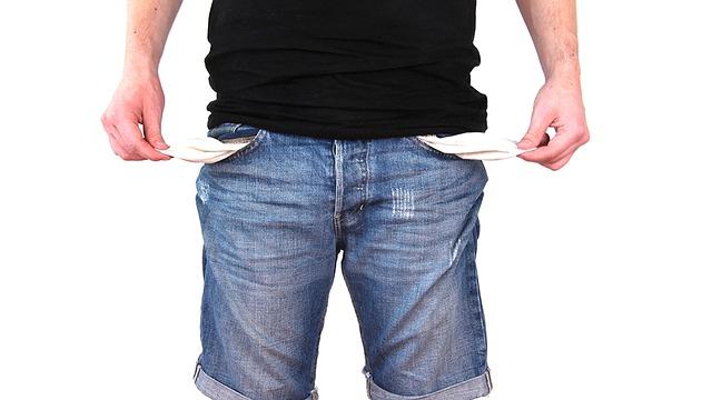Co dělat, když zasáhne osud a rychle potřebujete peníze