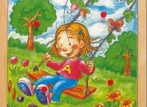 Dřevěné puzzle: Vaše děti se budou bavit a něco se naučí