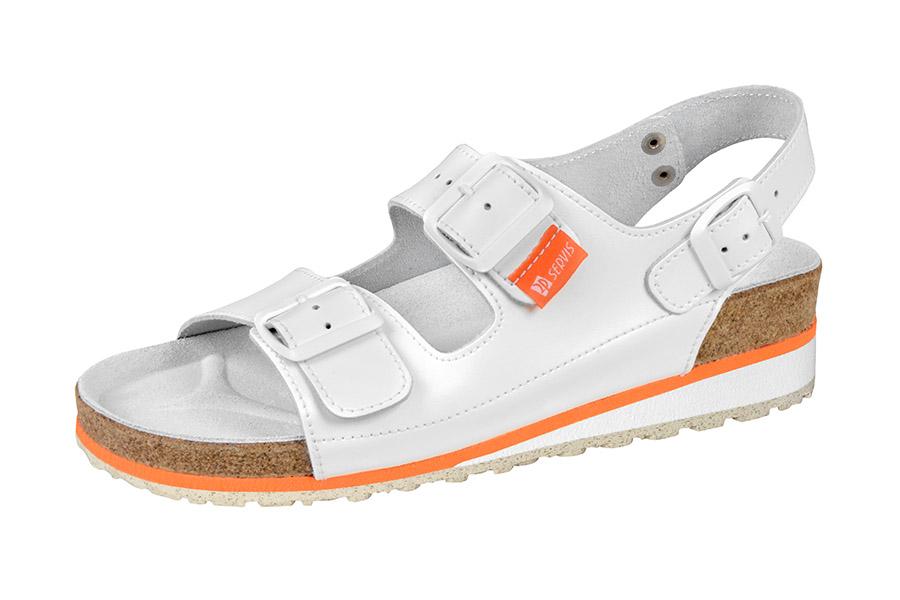 zdravotní obuv Suecos orange