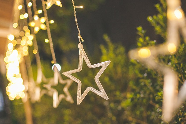 Rozsviťte si vánoční atmosféru jedinečným osvětlením