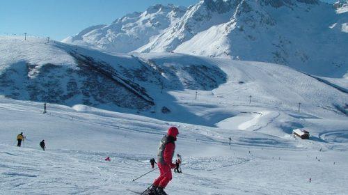 Zakuste neopakovatelnou zimní dovolenou na lyžích ve Francii