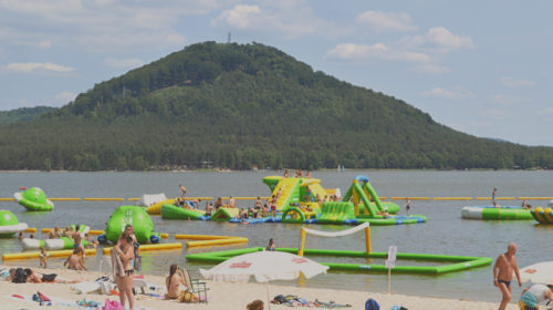 Máchovo jezero jako ideální místo pro rodinnou dovolenou – důvodů je několik!
