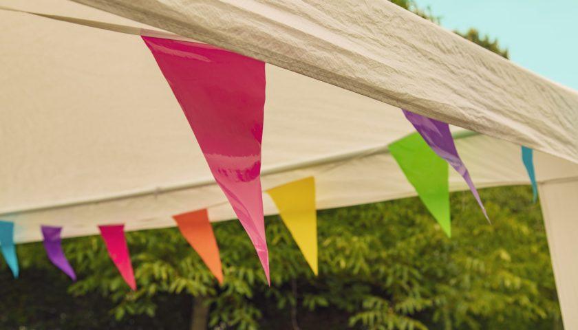 Plánujete velkou rodinnou oslavu, den dětí nebo svatbu? Tyhle doplňky vám nesmí chybět